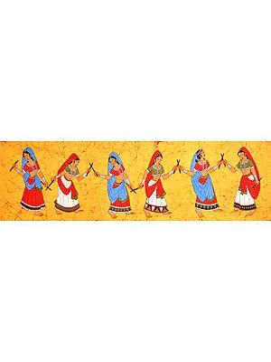 Dandia Raas (Folk Dance)