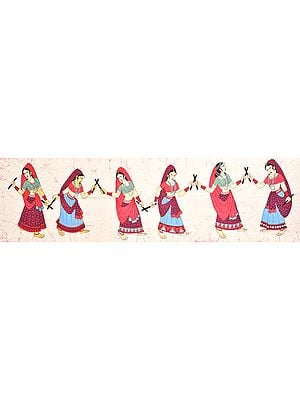 Daandia Raas - Folk Dance Of Gujarat