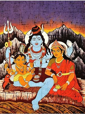 Shiva with Family