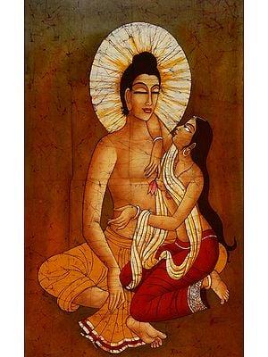 The Temptation Of Buddha