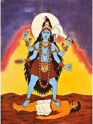 The Ten Mahavidyas : Tara - The Goddess Who Guides Through Troubles