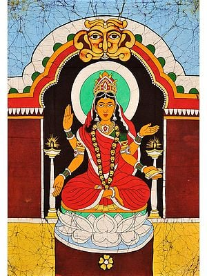 The Ten Mahavidyas : Bhairavi - The Fierce One