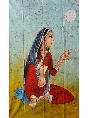 Anarkali - Medieval Courtesan