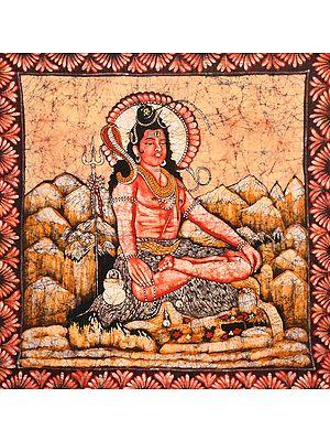 A Comprehensive Image of Shiva
