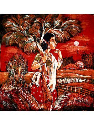 Lady of a Village