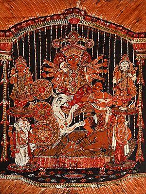 Mahishasur Mardini Goddess Durga