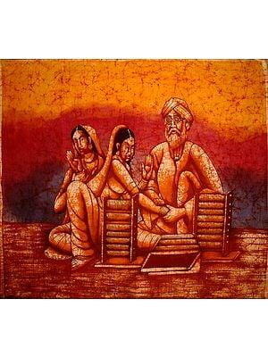 The Bangle Seller