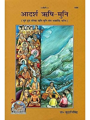 आदर्श ऋषि मुनि: Ideal Saint and Sages