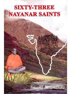 Sixty-three: Nayanar Saints