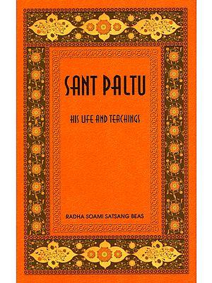 Saint Paltu His Life and Teachings