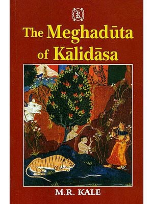 The Meghaduta of Kalidasa