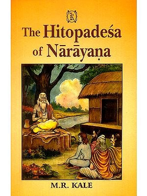 The Hitopadesa of Narayana (Edited with A Sanskrit Commentary