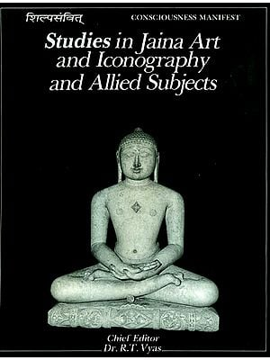 Studies in Jaina Art and Iconography and Allied Subjects (A Rare Book)