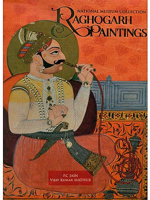 Raghogarh Paintings (National Museum Collection)