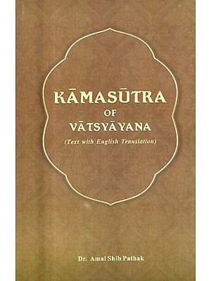 Kamasutra of Vatsyayana (Sanskrit Text with English Translation)