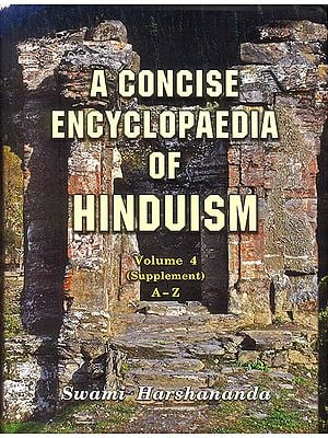A Concise Encylopaedia of Hinduism- Volume 4 (Suppliment A-Z)