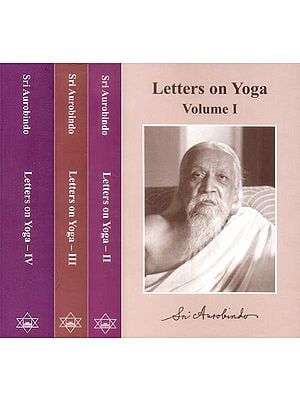 Letters on Yoga (Set of 4  Volumes)