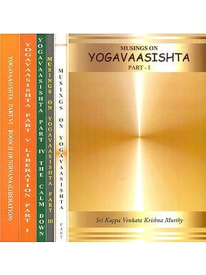 Musings on Yogavaasishta (Set of 6 Volumes)