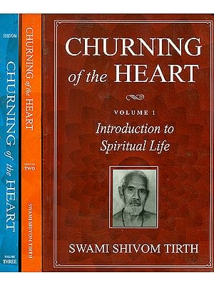 Churning of The Heart (Set of 3 Volumes)