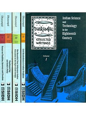 Dharampal Collected Writings (Set of 5 Volumes)