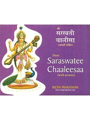 श्री सरस्वती चालीसा: Sri Saraswati Chalisa