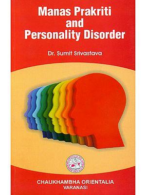 Manas Prakriti and Personality Disorder