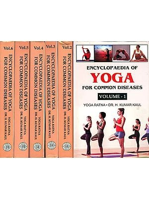 Encyclopaedia of Yoga for Common Diseases (Set of 6 Volumes)