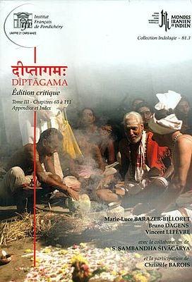 Diptagama: Edition Critique (Volume - III)