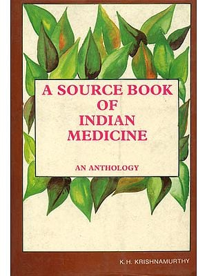 A Source Book of Indian Medicine (An Anthology) - An Old Book