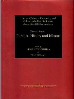 Puranas, History and Itihasas