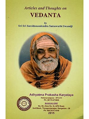 Articles and Thoughts on Vedanta