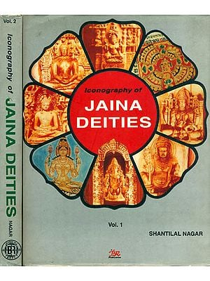 Iconography of Jaina Deities (Set of 2 Volumes)
