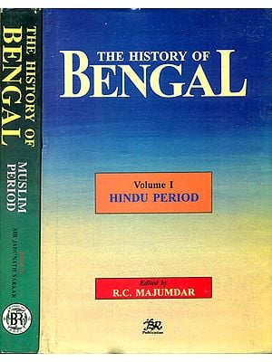 The History of Bengal (Set of 2 Volumes)