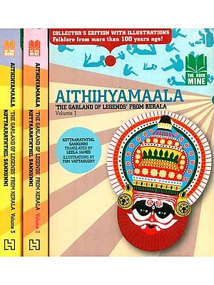 Aithihymaala: The Garland of Legends' from Kerala (Set of 3 Volumes)