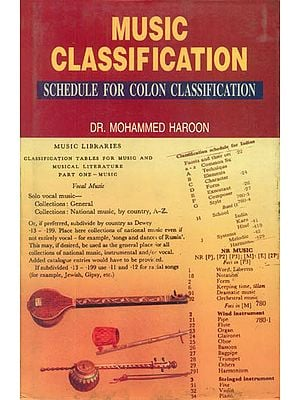 Music Classification (Schedule For Colon Classification)