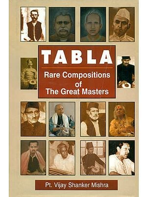 Tabla (Rare Compositions of The Great Masters)