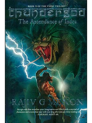Thundergod (The Ascendance of Indra)