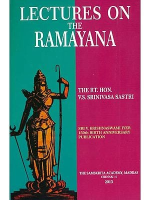 Lectures on The Ramayana