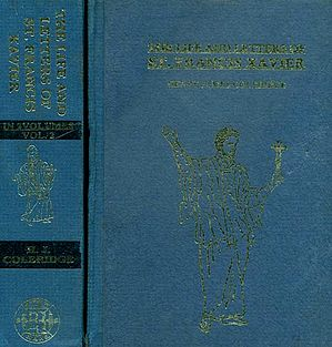 The Life and Letters of St. Francis Xavier (Set of 2 Volumes)