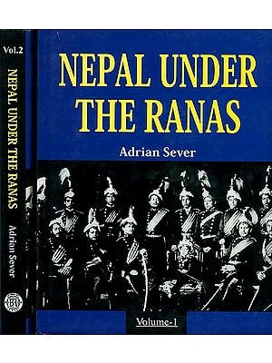 Nepal Under The Ranas (Set of 2 Volumes)