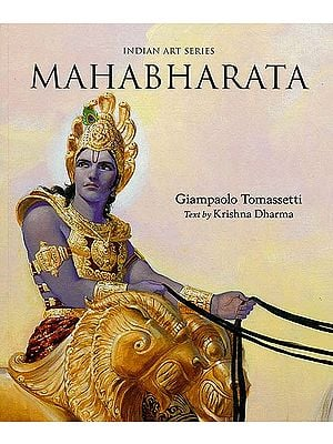Mahabharata (Indian Art Series)