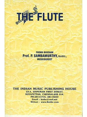 The Flute (With Notation)