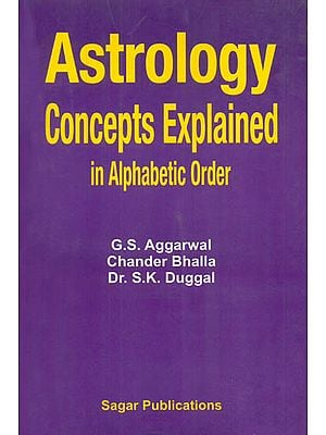 Astrology Concepts Explained in Alphabetic Order
