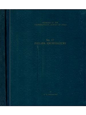 Pallava Architecture (Set of 3 Volumes)