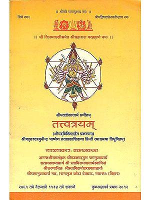 तत्त्वत्रयम्: Tattvatrayam
