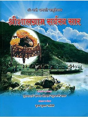 श्री शालग्राम सर्वस्व सार The Most Comprehensive Book on The Salagrama