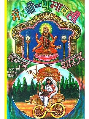 भैरवी एवं धूमावती तन्त्र शास्त्र: Tantra Shastra of Bhairavi and  Dhumawati