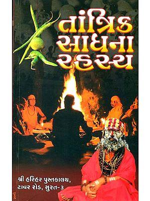 તાંત્રિક સાધના રહસ્ય: Secrets of Tantrik Sadhana (Gujarati)