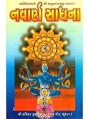 નવાર્ણ સાધના: Narvan Sadhana (Gujarati)