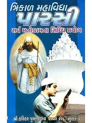 ત્રિકાળ મહાવિદ્યા પારસી: Trikal Mahavidya Parasi (Gujarati)